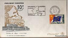 CONSEIL DE L EUROPE 10° ANNIVERSAIRE   1968  Co127