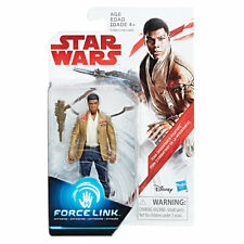 STAR WARS - The Last Jedi - Finn (Resistance Fighter) - HASBRO 2017 - NEUF
