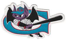 "1994-2004 GREENSBORO BATS SOUTH ATLANTIC MINOR LEAGUE BASEBALL 7.25"" TEAM PATCH"