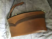 K Clutch Brown bag