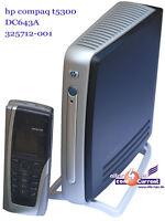 THIN CLIENT HP COMPAQ T5000 T5300D DC643A 325712-001 MIT WINDOWS CE