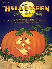 The Halloween Songbook-ExLibrary