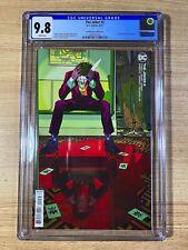 The Joker #2 (2021 DC Comics) 1st app Vengeance Brian Stelfreeze Variant CGC 9.8