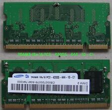 512 MB (2* 256 MB) RAM Notebook Arbeitsspeicher aus Medion MD95800 MD 95800  998