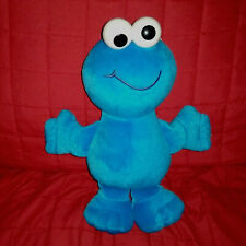 Fisher Price Sesame Street BABY COOKIE MONSTER 11in Soft Smooth Plush Muppets