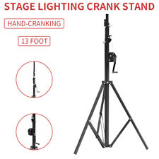 Global Truss 13 Feet Dj & Stage Lighting Crank Light Stand w/ 250 Pound Max