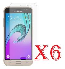 6 PZ PELLICOLA PROTEZIONE Samsung Galaxy J3 (2016) PELLICOLE PROTEGGI SCHERMO