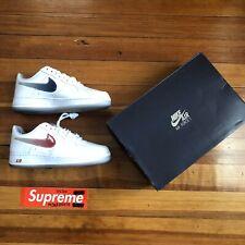 Nike Air Force 1 Taiwan Retro 2018 White SZ 10 Off-White Sacai Travis Supreme