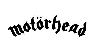 Motorhead Lemmy Metal Brand Sticker Logo Vinyl Decal Custom Colours Car Window