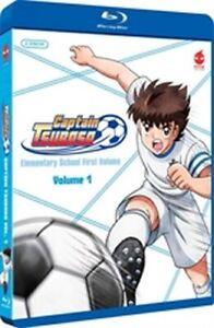 Captain Tsubasa - Elementary School First Volume - Volume 1 (2 Blu-Ray Disc)