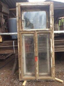 Kastenfenster aus der Gründerzeit - Maße ca. 86 x 196 cm
