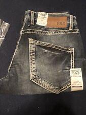 Men's - Buckle Black Jeans - 32S