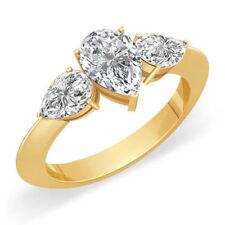 802184b9bad7 Oro Amarillo 1.50 - 1.74 Anillos de Compromiso de Diamantes