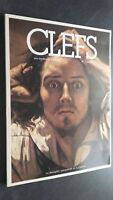 Revista Llaves Self-Portrait G. Courbet N º 1 Janvier 1978 Buen Estado