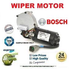 BOSCH Rear WIPER MOTOR for PEUGEOT PARTNER Box 1.9D 1996-2015