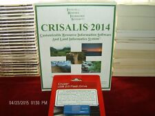 SAVE $2000 ON CRISALIS(R) ALL-IN-ONE FORESTRY INFO SYSTEM w/150+ SOFTWARE APPS!