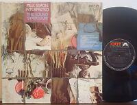 LARRY WILCOX-SOUND SYMPOSIUM Paul Simon Interpreted RARE '69 DG DOT LP Psych Pop