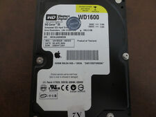 """WD WD1600JB-40GVC0 Apple 655-1232A DCM:DSBHYTJAH 160gb IDE/ATA 3.5"""" Hard Drive"""