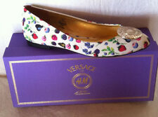 Versace for h&m Cruise Collection Shoes Ballerinas EUR 39 Size US 8 UK 6