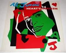 "LP 33 tours 12"" AL JARREAU : Heart's Horizon * EX * Wea 1988 Jazz vinyl"