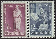 New Testament Religion Mikael Agricola Finland 1948 MNH