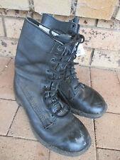 Australian Army GP Boots black