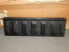 New OEM 2007-2010 Ford Explorer Sport Trac Rear Storage Compartment Lid Black
