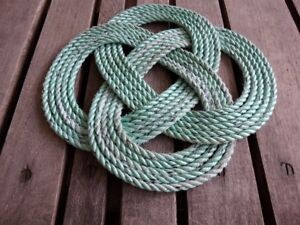 "9"" Rope Trivet"