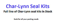 Char-Lynn 10,000 Series Shaft Seal Kit CL-6406
