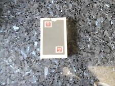 ancien jeu de carte publicitaire bieres stella artois