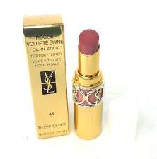 Yves Saint Laurent Rouge Volupte Shine Oil In Stick Lipstick ~ 44 ~ 0.15 oz BNIB