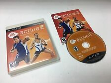 EA Sports Active 2 PS3 COMPLETE Sony Playstation 3