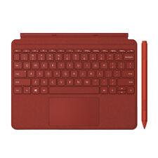 Microsoft Surface ir firma tipo cubierta de amapola roja + superficie Pluma Poppy Red