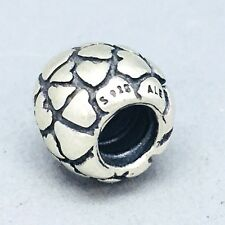 "Genuine Pandora Silver ""Close To The Heart Charm "" 790174 925 Ale 1265"