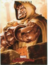 Marvel Masterpieces 2007 Base Card #23 Dr. Doom