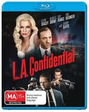 LA Confidential BLU-RAY NEW Kevin Spacey Russel Crowe