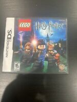 LEGO Harry Potter: Years 1-4 (Nintendo DS, 2010) Complete With Manual