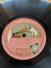 78 Rpm SIG. ENRICO CARUSO Tosca (Puccini) 7-52002 Single Sided