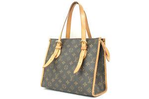 LOUIS VUITTON Popincourt Haut Monogram handbag M40007