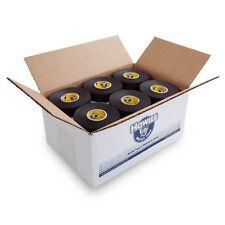 "Bulk Hockey Tape - 30 Rolls of Black Howies Cloth Hockey Stick Tape 1""X25 yds"