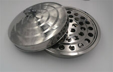 """Shining Stainless Steel Communion Tray and Lid Holds 40cups,310mm/12.2"""""""