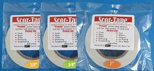"Scor-Tape Adhesive SAMPLER - 1 each 3/8"" 5/8"" 1"" Scor-Pal FREE SHIPPING!!"
