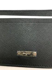Ferragamo Credit Card/Business Card Case NEW