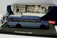 Schuco 1/43 - Bus Autobus Car Mercedes O 6600 Mit figuren 02743
