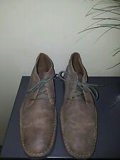 EUC Men RJ COLT FABIAM camel chukka leather ankle boots. Sz 13 M