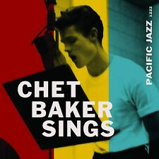 Chet Baker - Chet Baker Sings - Pacific Jazz (NEW VINYL LP)