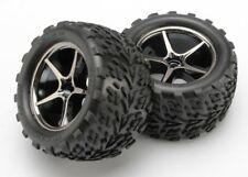 Traxxas Reifen auf Felgen montiert 1:16 E-Revo - 7174A