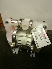 "DOVER WILDEN P1/PPPP/WF/WF/KWF 1/2"" X1/2"" AIR OPERATED DOUBLE DIAPHRAGM PUMP"