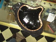 POLICE SOLO SEAT Knucklehead Panhead Shovelhead Evolution Twin Cam Bobber Chope