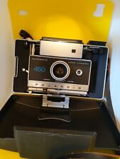 1970s Polaroid 450 automatic Land Camera. Not tested